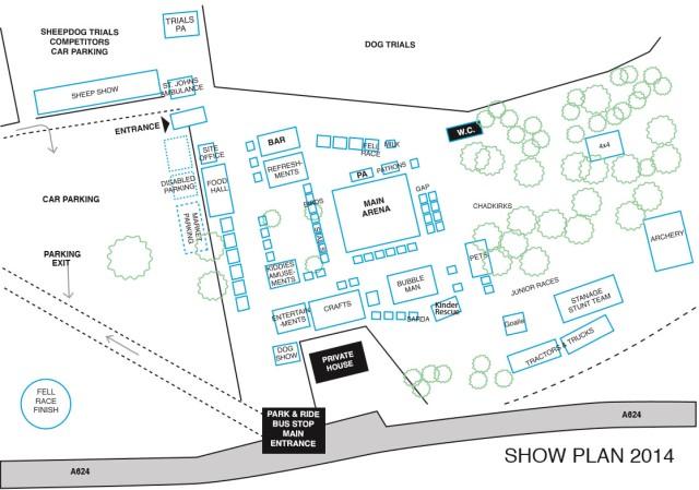 Siteplan 2014