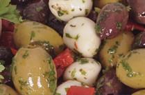 MKS Food Distribution - Olives, nuts, baklavas